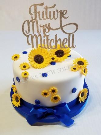 Bridal Shower Sunflower Cake.jpg