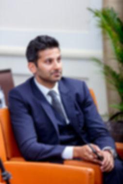 Harley street, colorectal surgeon, Manish Chand