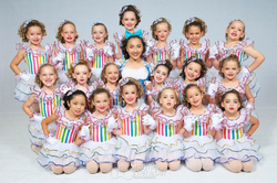 Pre-Primary and Primary Ballet