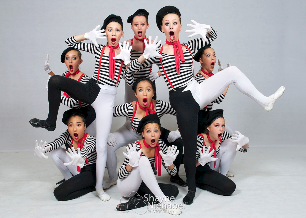 Nine Mimes