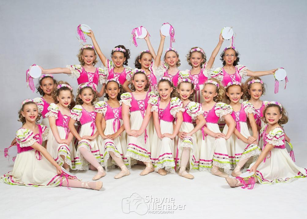 Grade 1/2/3 Ballet