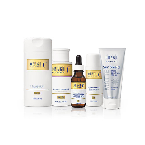 Obagi-C Rx System for Normal to Oily Skin