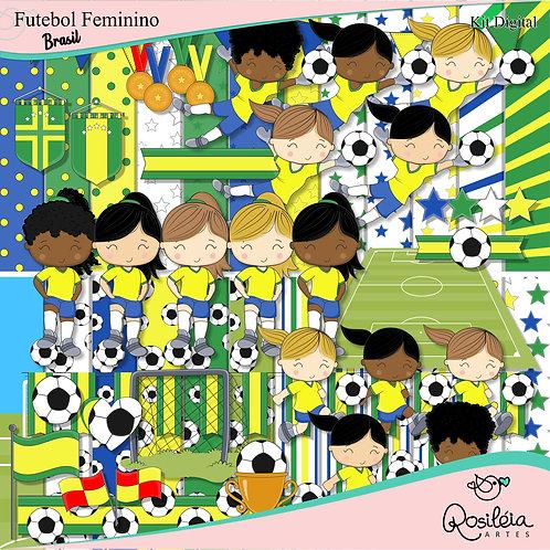 Kit Digital Futebol Feminino_Brasil