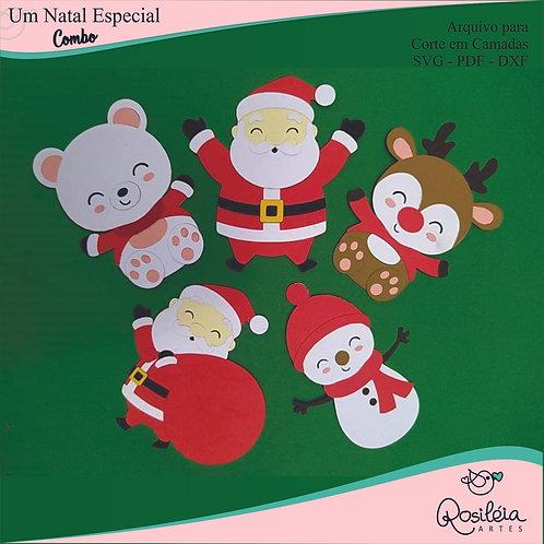Combo Arquivo Camadas Natal