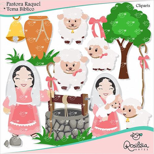Kit Digital Raquel a Pastora_Tema Bíblico