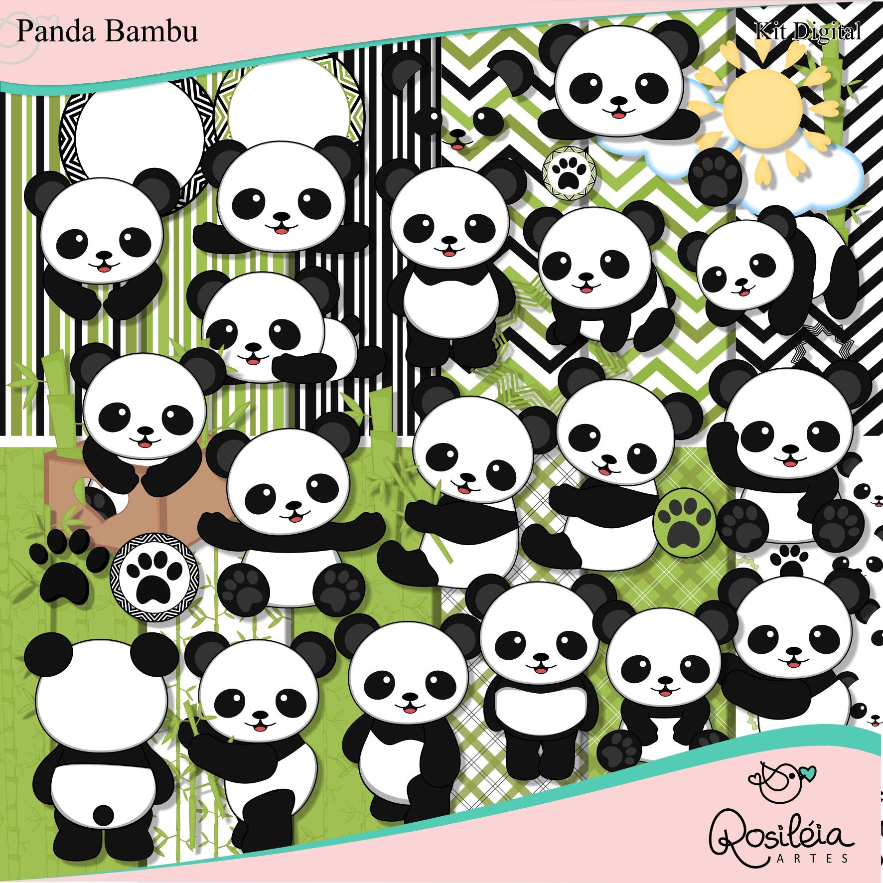 Panda bambu_preview