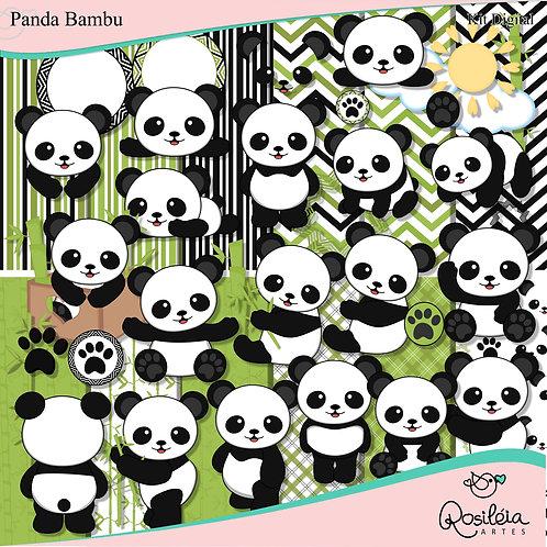 Kit Digital Panda Bambu