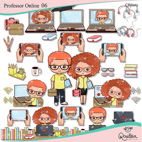 Kit Digital Professor Online 06