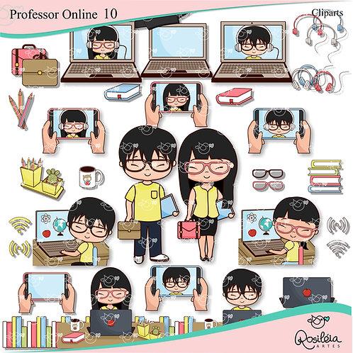 Kit Digital Professor Online 10
