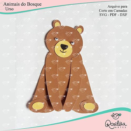 Urso Camadas