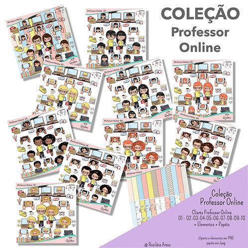 Coleção Professor Online