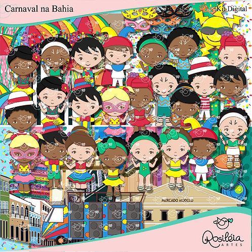 Kit Digital Carnaval na Bahia