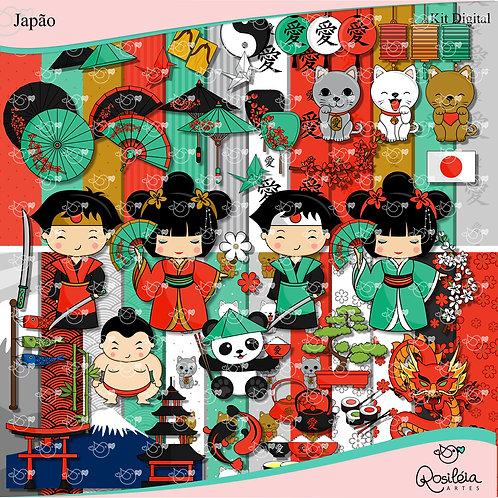 Kit Digital Japão
