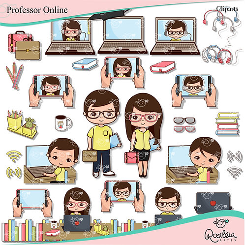 Kit Digital Professor Online 01