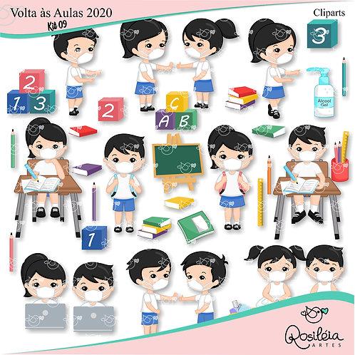 Kit Digital Volta às Aulas 09
