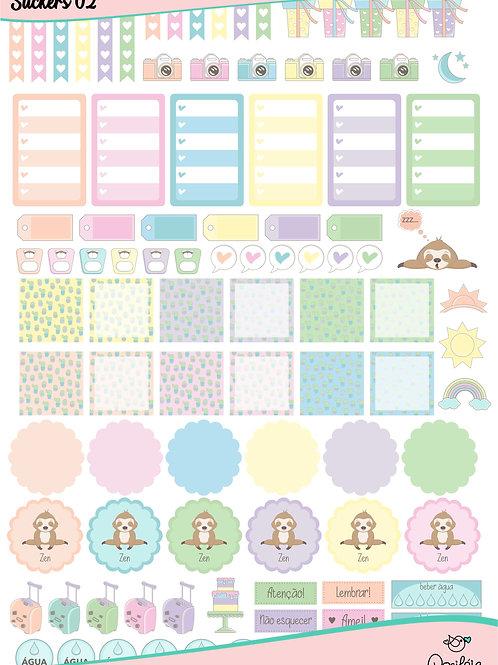 Arquivo Digital Stickers para Planner 02