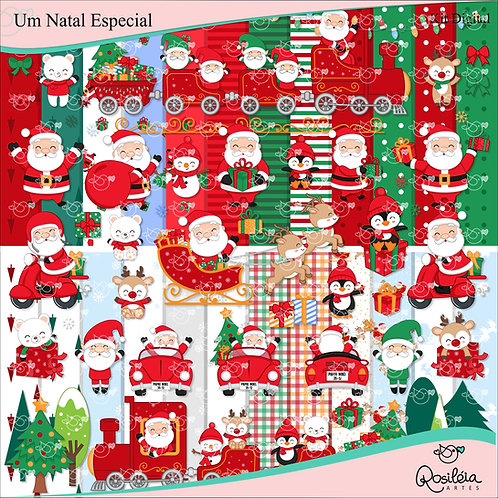 Kit Digital Um Natal Especial