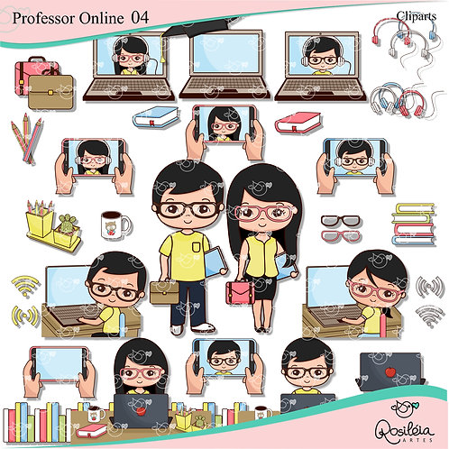 Kit Digital Professor Online 04