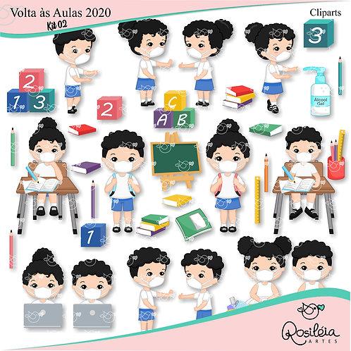 Kit Digital Volta às Aulas 02