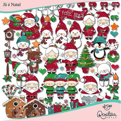 Kit Digital Já é Natal