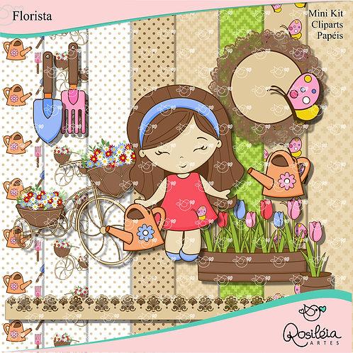 Mini Kit Florista