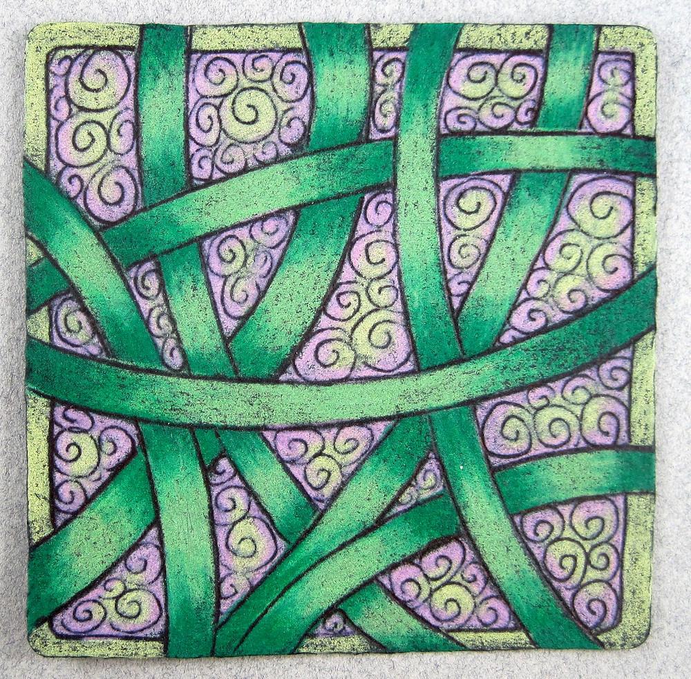 @mariebcreates #zentangles