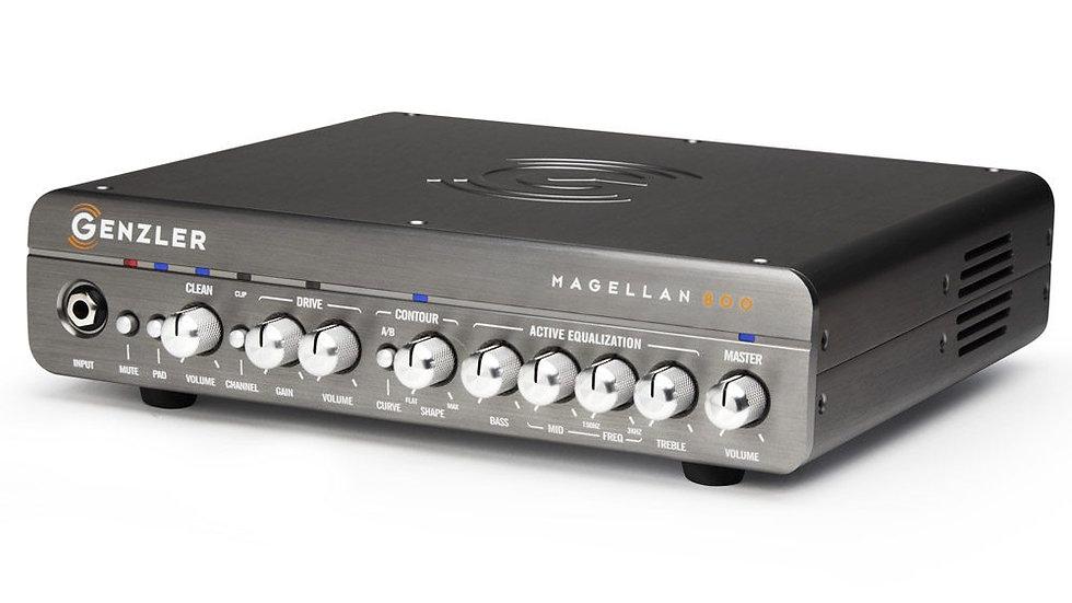 GENZLER MAGELLAN 800 BASS AMP HEAD