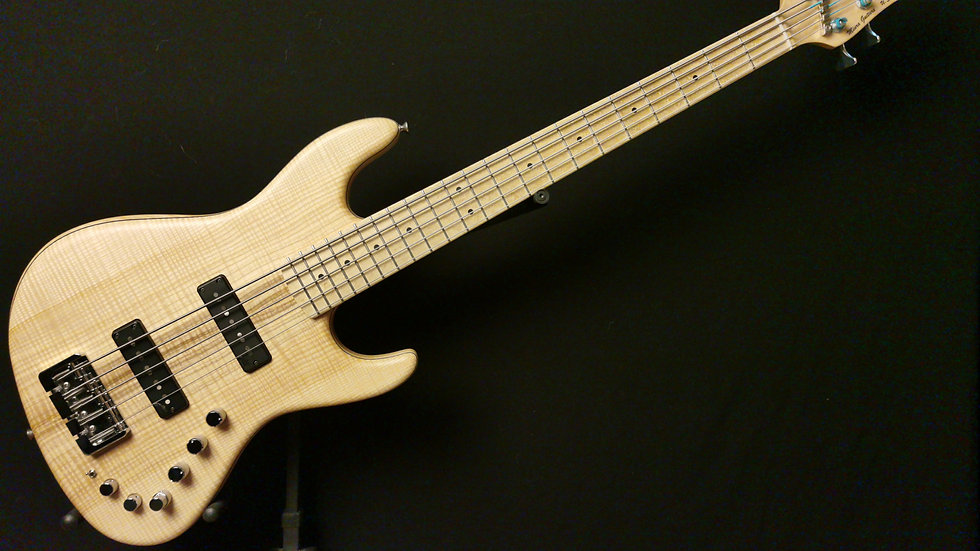 MIURA MB 2 - 5 Flame Maple