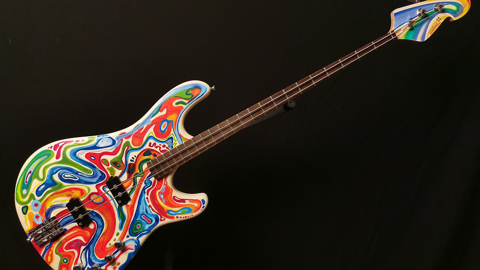-ASK- SANDBERG CALIFORNIA MASTER CUSTOM SHOP