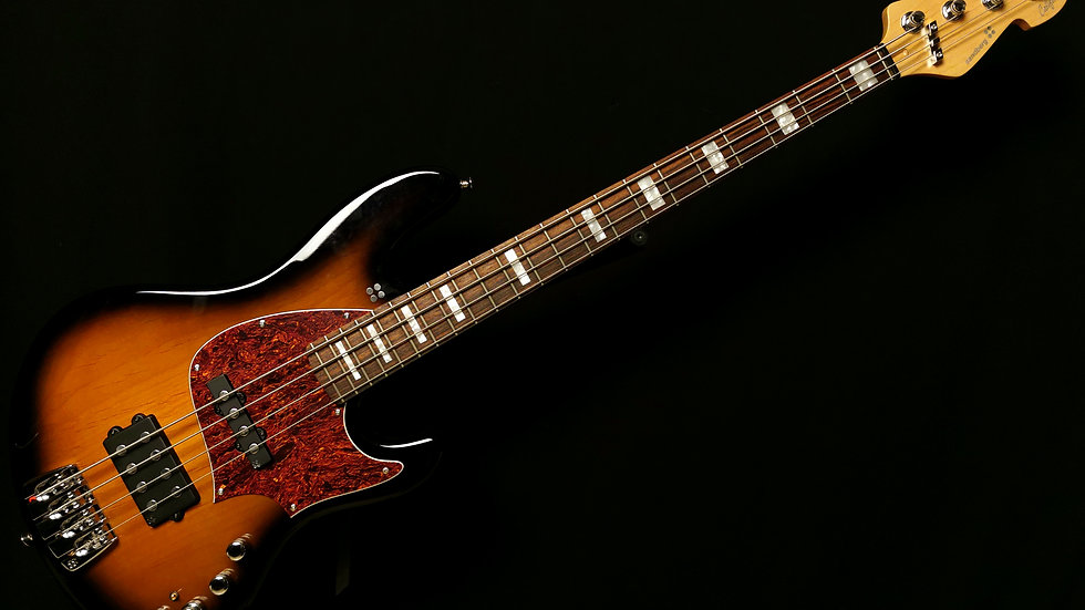 SANDBERG CALIFORNIA TM-4 2 Tone Sun Burst