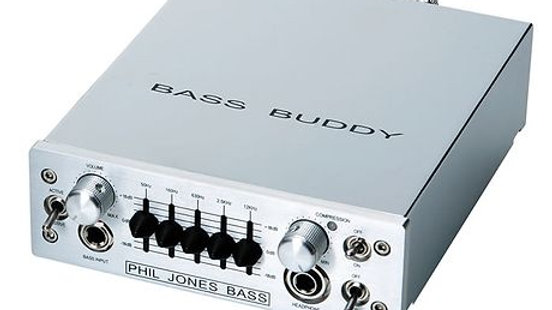 PHIL JONES BASS BASS BUDDY HEADPHONE AMP