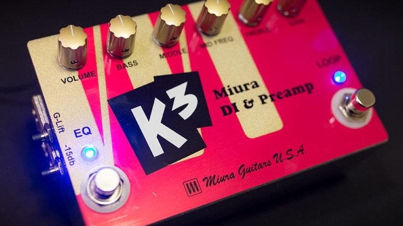 MIURA K3 DI & PREAMP