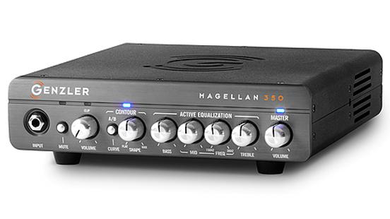 GENZLER MAGELLAN 350 BASS AMP HEAD