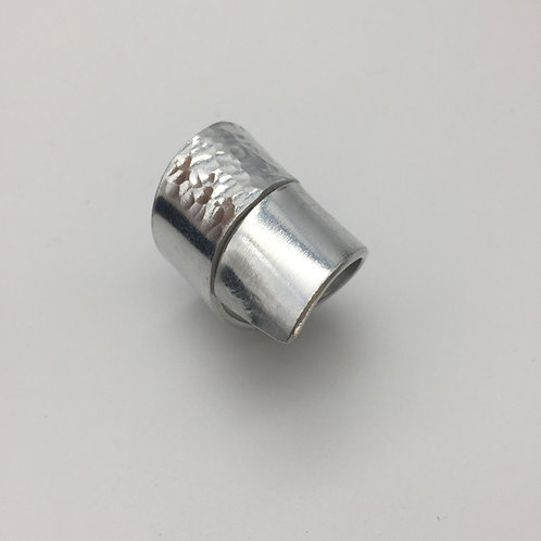 Bague double en aluminium :: Model 2