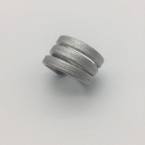 Bague en fil aluminium :: Model 3
