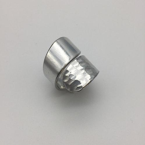 Bague double en aluminium :: Model 1