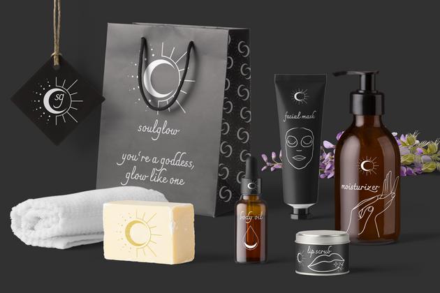 Beauty Brand Concept