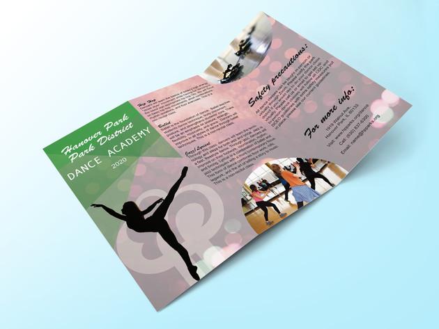 HPPD Dance Brochure