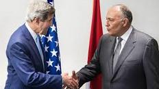 """USA i Egipt wracją do """"mocnych podstaw"""" we wzajemnych relacjach"""