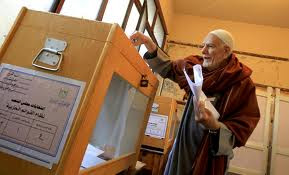 Wybory parlamentarne od 21 marca do 7 maja