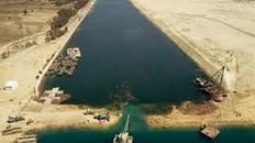 Ukończono budowę Nowego Kanału Sueskiego