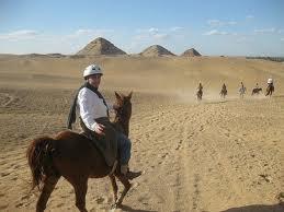 Konno przez Saharę