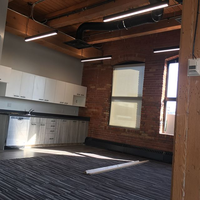 Another office completed in downtown Edm