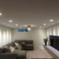 Another basement renovation completed by