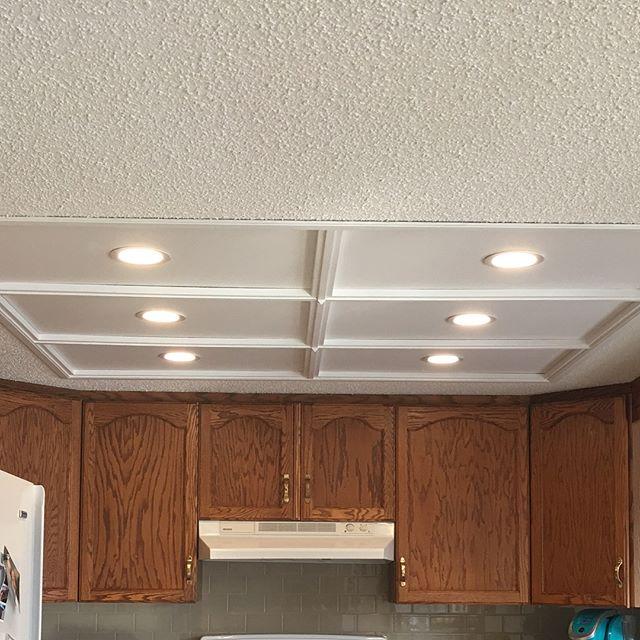Kitchen lighting Reno complete by TayPar
