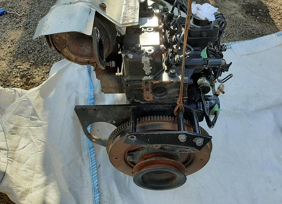 Yanmar 3TN82 mootor