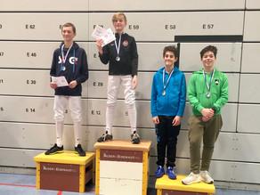 2x Bronze am Jugendturnier in Luzern