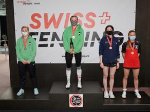 Erfolgreiche Schweizer Meisterschaften für unsere Fechter*innen