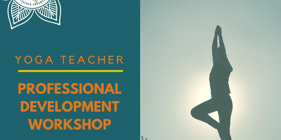 Decmber 2018 Professional Development Workshop