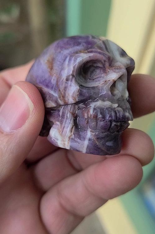 Amethyst Carving